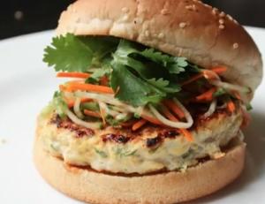 המבורגר תאילנדי